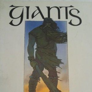 First Edition 1979, Giants by David Larkin